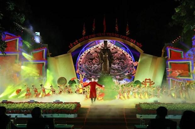升龙-河内建都1010周年纪念典礼隆重举行 hinh anh 2