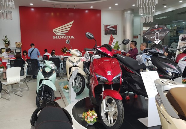 越南摩托车销量持续下滑 hinh anh 2