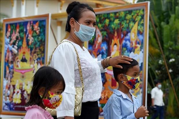 柬埔寨同意国立大学重新开放 hinh anh 1