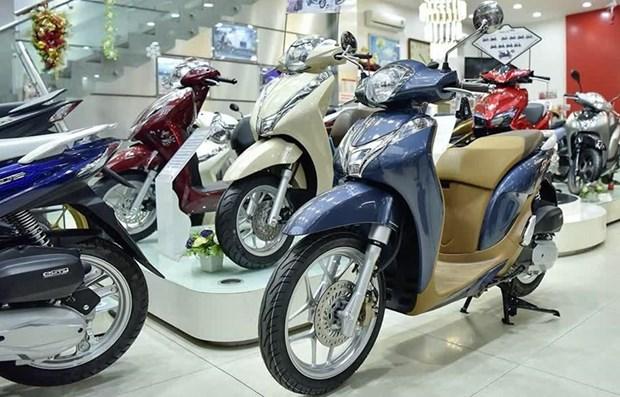 越南摩托车销量持续下滑 hinh anh 1