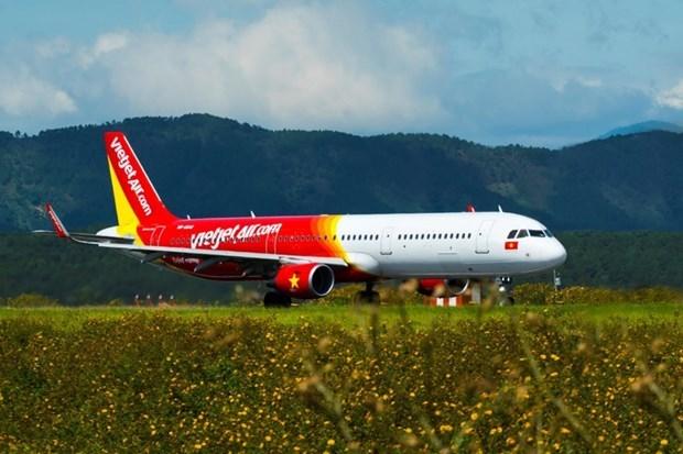 越捷推出450万张Deluxe机票 让旅客无限走遍越南 hinh anh 1