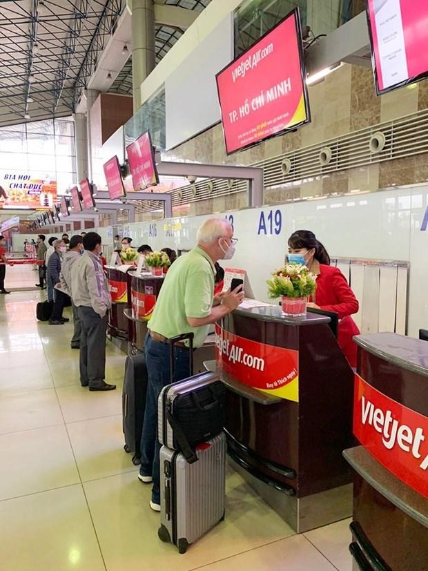 越捷推出450万张Deluxe机票 让旅客无限走遍越南 hinh anh 2