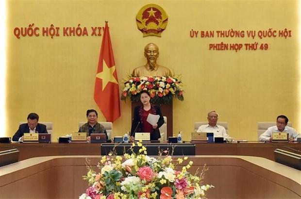 越南国会常委会第49次会议开幕 hinh anh 2
