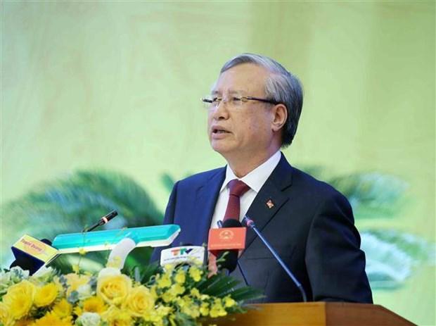 迎接党的十三大:宣光省应注重将促进绿色经济迅速可持续发展与民生保障相结合 hinh anh 2