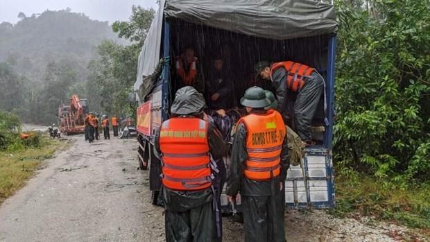 越南政府副总理郑廷勇对7号台风防御工作作出重要批示 hinh anh 1