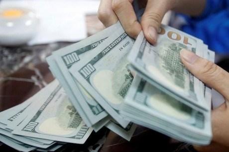 10月15日越盾对美元汇率中间价上调5越盾 hinh anh 1