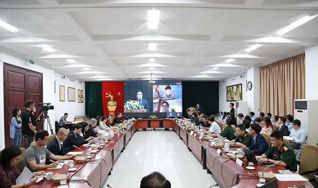越南与挪威承诺推进合作 hinh anh 1
