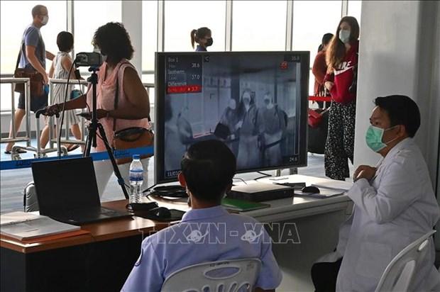 新冠肺炎疫情:老挝放宽针对入境人员的防疫措施 hinh anh 1