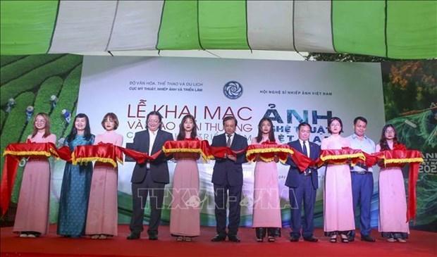 2020年越南艺术摄影大赛结果出炉 hinh anh 1
