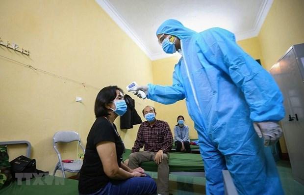 越南连续45天无新增本地新冠肺炎确诊病例 hinh anh 2