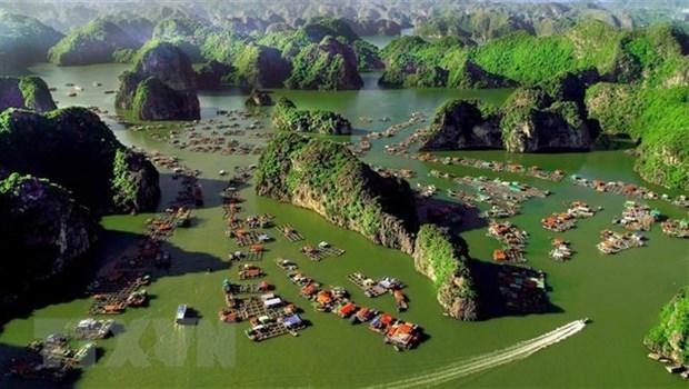 越南出资1亿美元开展海洋资源与环境调查 hinh anh 1