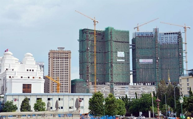 IMF预测2025年柬埔寨经济增速位居东盟首位 hinh anh 1