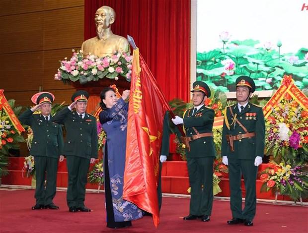 越南《人民军队报》创刊70周年 荣获三等独立勋章 hinh anh 1