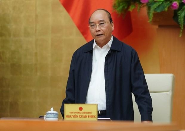 政府总理阮春福:积极开展搜寻救难工作 确保民众安全 hinh anh 2