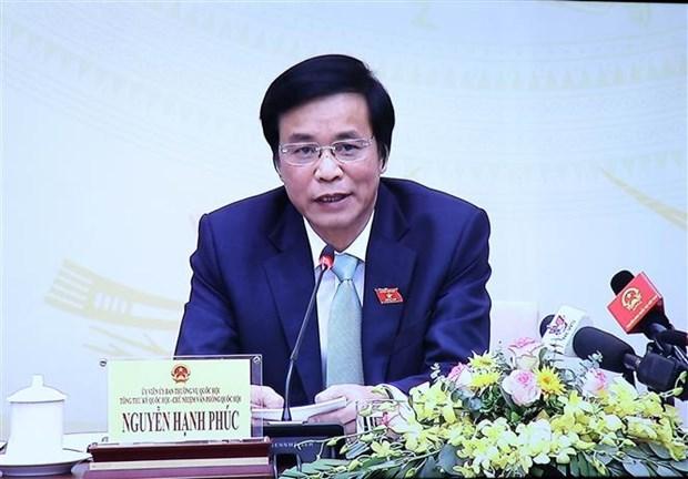 越南第十四届国会第十次会议会期19天 hinh anh 1