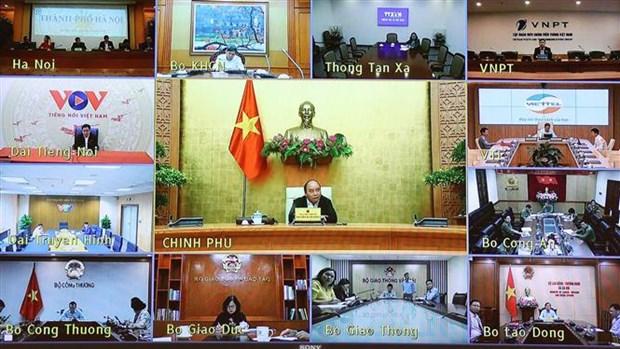 """阮春福总理:严管入境人员 切实做好防疫情、促发展""""双重目标"""" hinh anh 2"""