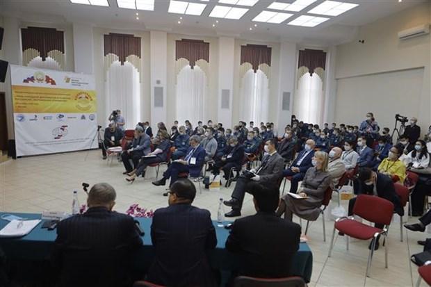 人民外交在促进越俄关系发展中起着重要作用 hinh anh 1