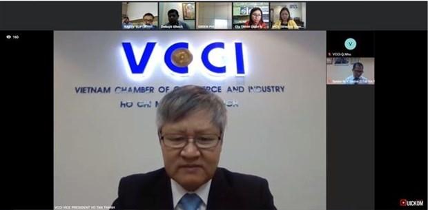 印度-越南商务论坛助力促进两国企业对接 hinh anh 2