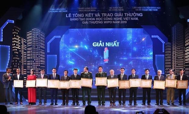 40项优秀工程荣获越南科技奖 hinh anh 1
