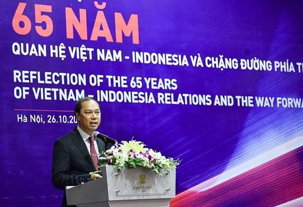 进一步深化越南与印度尼西亚之间的战略伙伴关系 hinh anh 2