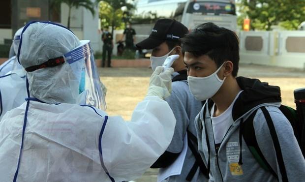 越南无新增新冠肺炎确诊病例 连续55天无本地病例 hinh anh 1