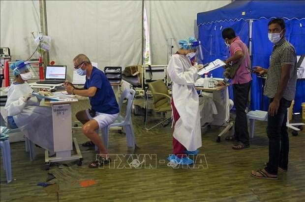 新冠肺炎疫情:马来西亚将其首都吉隆坡的部分封锁延长两周 hinh anh 1