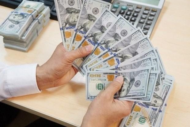 28日上午越盾对美元汇率中间价下调3越盾 hinh anh 1