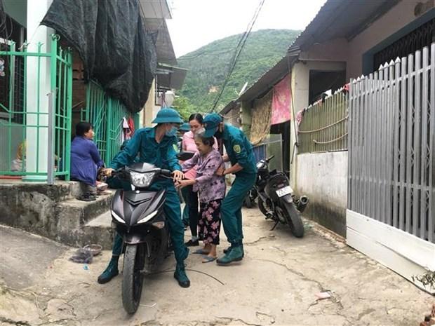 越南政府总理就第九号台风防御工作作出指示 hinh anh 1