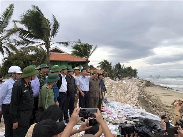 郑廷勇副总理:全力保障人民群众的生命和财产安全 hinh anh 2