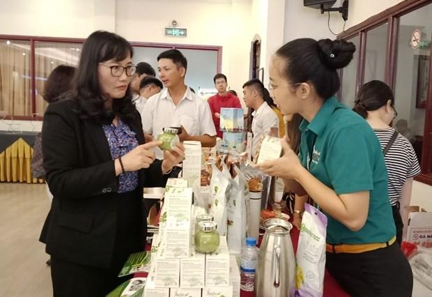 寻找措施加大对中国市场出口越南蔬果的力度 hinh anh 2