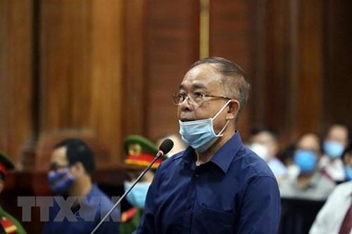 原胡志明市人民委员会副主席阮成才继续被追诉 hinh anh 1