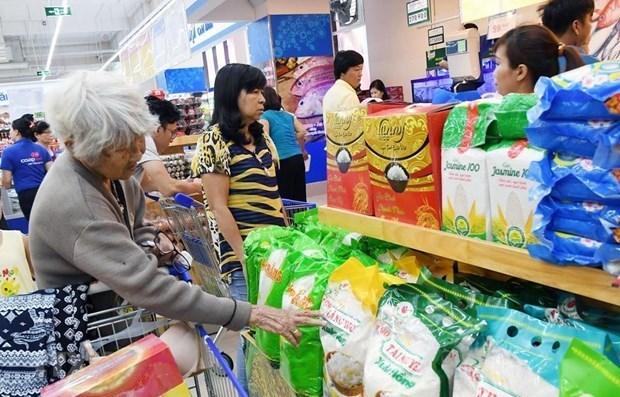 2020年10月胡志明市CPI指数环比增长0.65% hinh anh 1