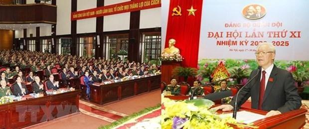 全国全部67个省市、中央直属机关和单位成功召开党代会 hinh anh 2