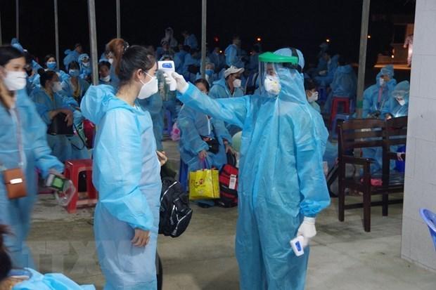新冠肺炎疫情:越南无新增病例 114例继续接受治疗 hinh anh 1