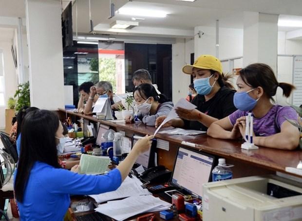 今年前10月河内市为14.5万人创造就业机会 hinh anh 2