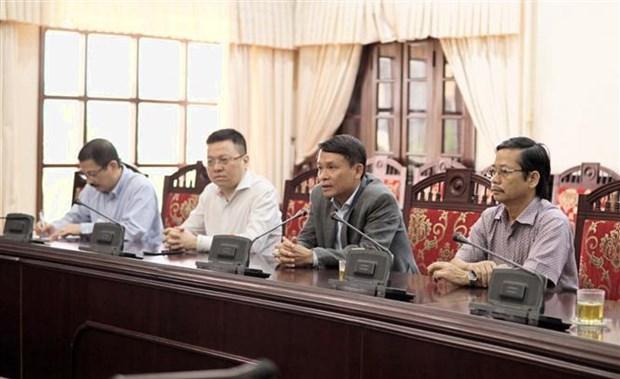 越南通讯社伸出援手帮助承天顺化省受灾群众度过难关 hinh anh 2