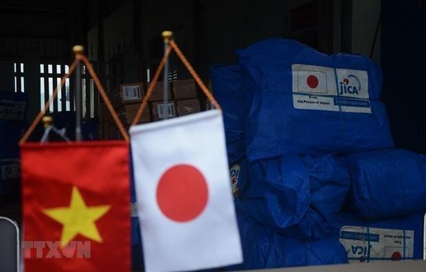 日本:JICA将于本月底恢复在越南的活动 hinh anh 1