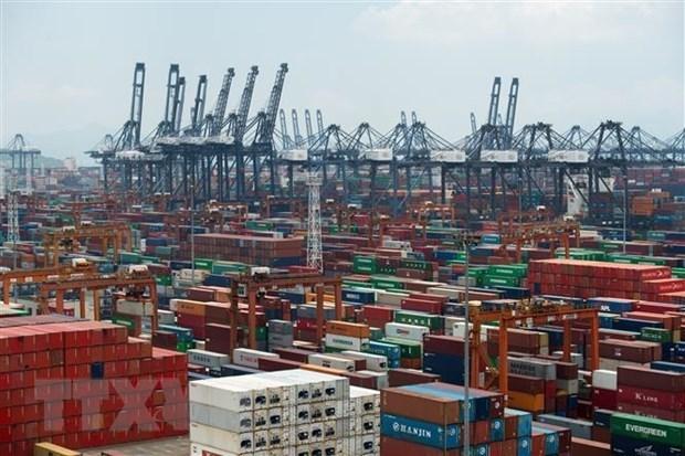 东盟稳坐中国最大贸易伙伴宝座 hinh anh 2