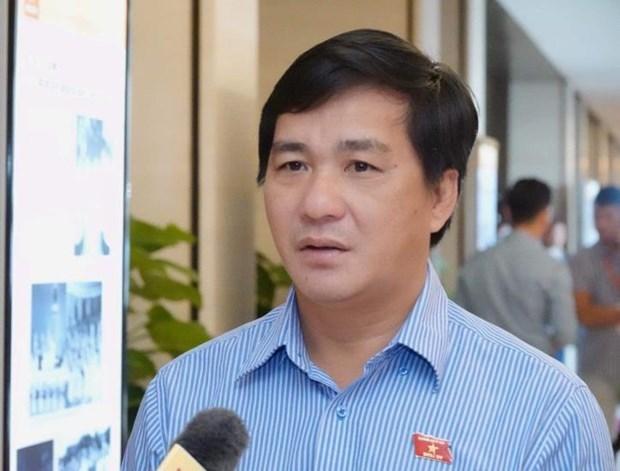 第十四届国会第10次会议:2021年越南有望实现6%的GDP增长率 hinh anh 1