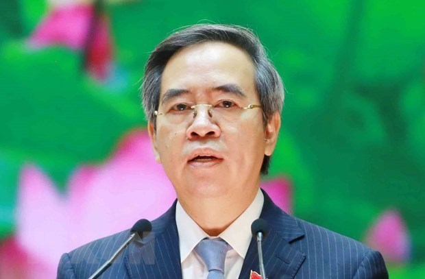 越共中央检查委员会建议对一名越共中央政治局委员给予纪律处分 hinh anh 1