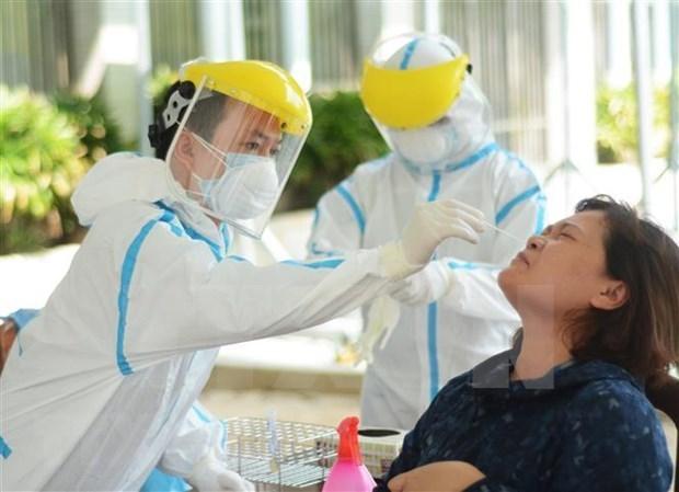 俄媒:越南政治体系在新冠肺炎疫情防控中有效运行 hinh anh 1