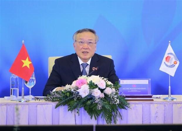 东盟首席法官理事会第八次会议开幕 hinh anh 2