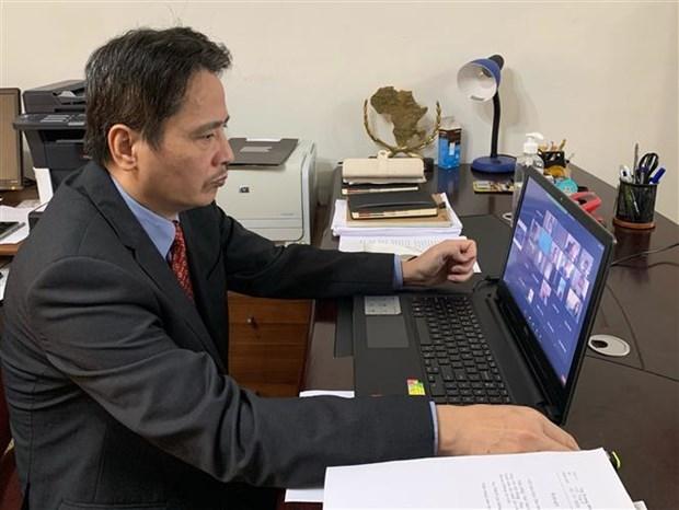 越南与阿尔及利亚加强贸易与投资合作 hinh anh 2