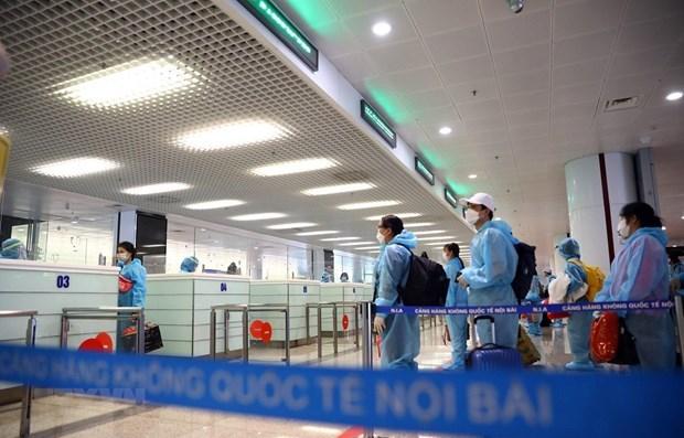 外交部新闻发布会:越南至中国台湾商业航班每周计划执行4班 hinh anh 1