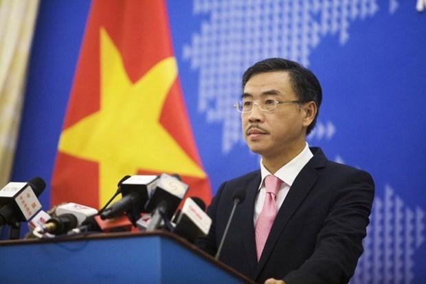 外交部例行新闻发布会:越南将美国视为最重要的伙伴之一 hinh anh 1