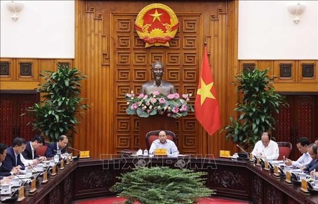 政府总理阮春福:全力做好第37届东盟峰会及系列会议准备工作 hinh anh 1