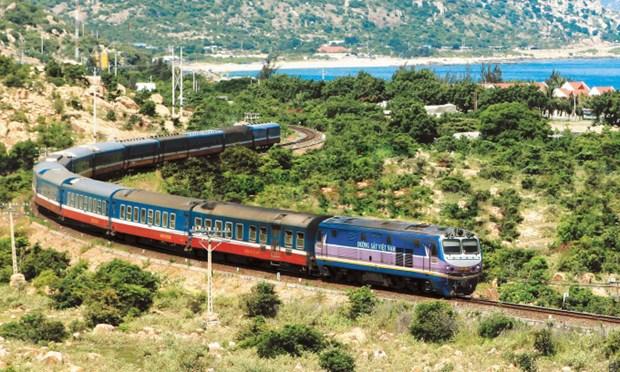 越南制定至2030年和远景展望至2050年铁路运输发展战略 hinh anh 1