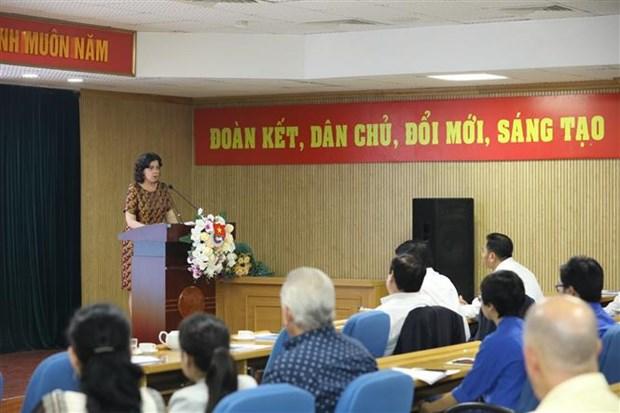 越南与古巴青年加强团结之情 hinh anh 2