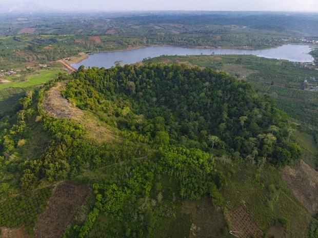 得农省地质公园的遗产价值 hinh anh 2