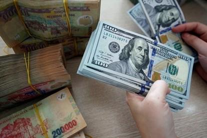 11月9日越盾对美元汇率中间价1美元对23180越盾 hinh anh 1